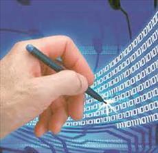 پایان نامه امضای دیجیتال و امنیت آن