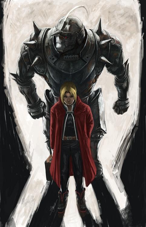 دانلود انیمه  Fullmetal Alchemist: Brotherhood