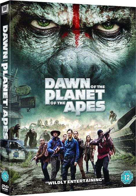 دانلود فیلم طلوع سیاره میمون ها Dawn of the Planet of the Apes 2014
