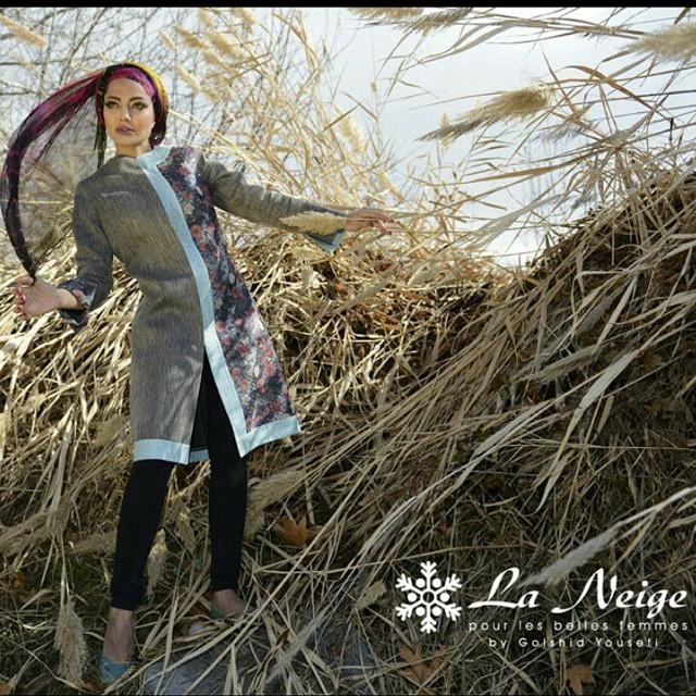 مدل مانتو جديد دخترانه