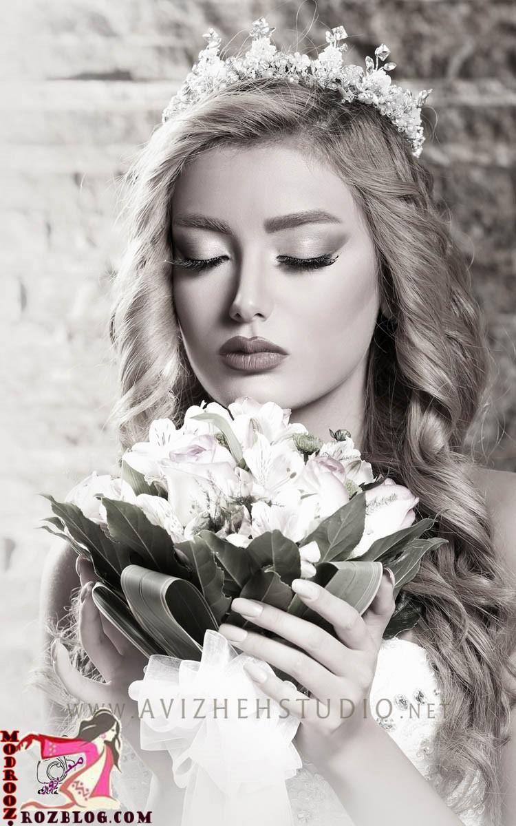 فیگور و آرایش عروس 2015