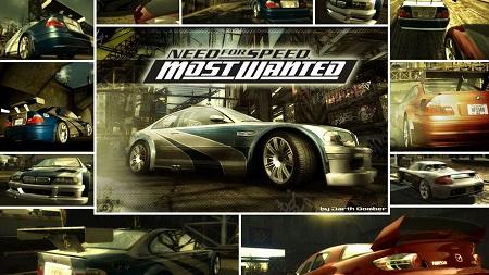 دانلود نسخه کم حجم بازی Need for Speed Most Wanted + نسخه کامل
