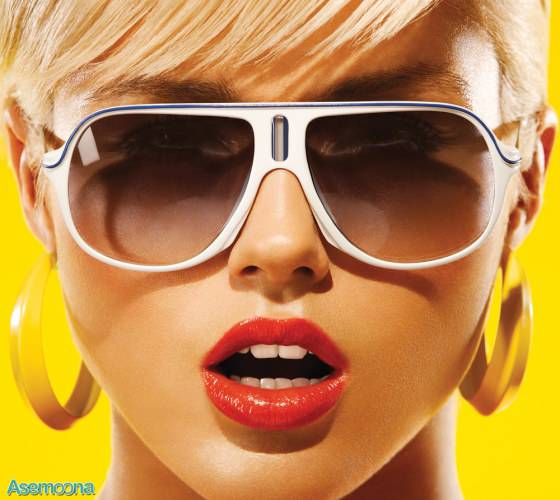 عینک آفتابی شیک دخترانه 2015