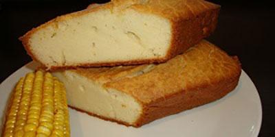 شیرینی نان ذرت, شیرینی پزی