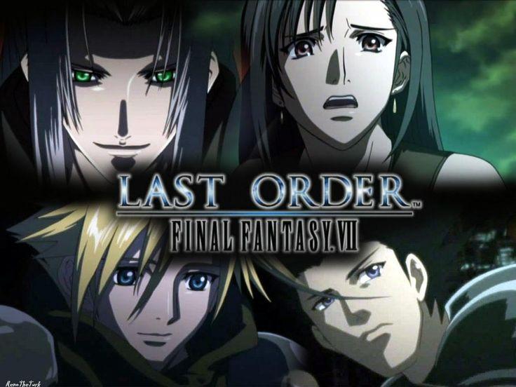 دانلود انیمیشن Final Fantasy VII: Last Order