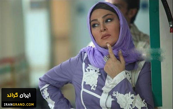 عکس الهام حمیدی با لباس خونه (حتما ببینید )