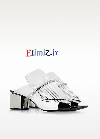 مدل شیک کفش سفید