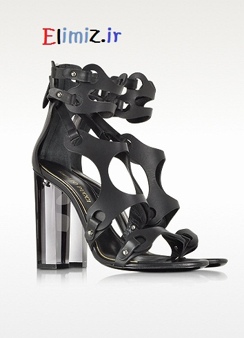کفش مجلسی مشکی زنانه