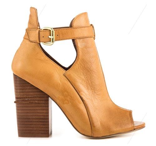مدل کفش نیم بوت