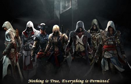دانلود مجموعه بازی های Assassins Creed