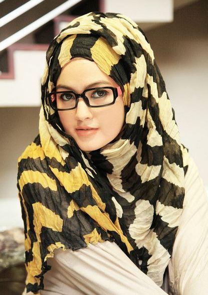 مدل روسری ترک دخترانه