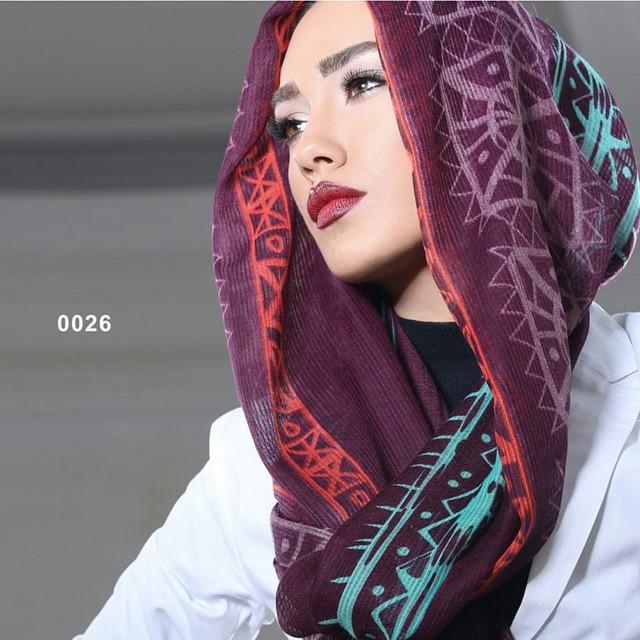 شال و روسری 2015 دخترانه
