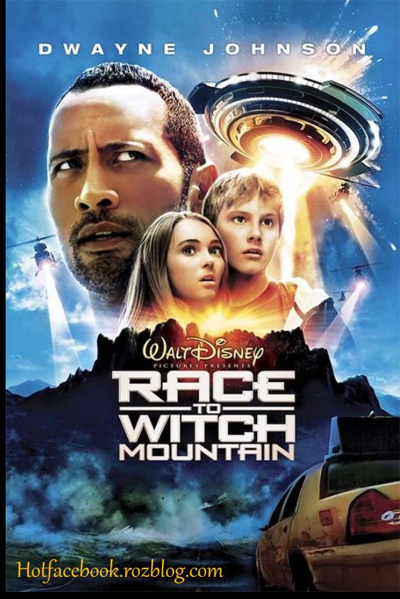 دانلود دوبله فارسی فیلم مسابقه تا کوهستان اسرارآمیز Race to Witch Mountain 2009
