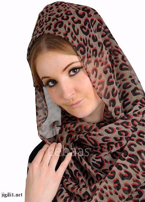 مدل شال و روسری ترکیه ای دخترانه