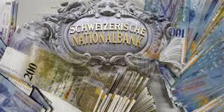 بانک مرکزی سوئیس