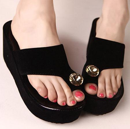 مدل کفش صندل دخترانه