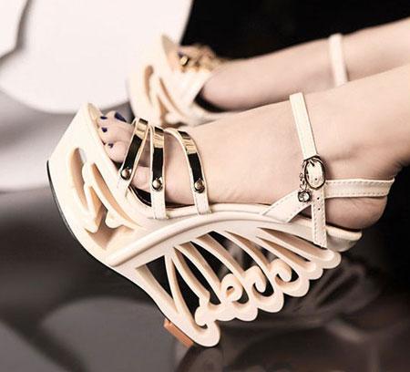 مدل کفش صندل تابستانی2015 سری دوم
