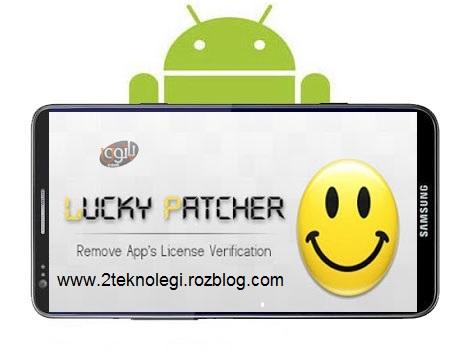 نرم افزار هک کردن بازی های برای اندروید – SB game Hacker 3.1کرک آسان نرم افزارها در آندروید توسط Lucky Patcher 5.5.5