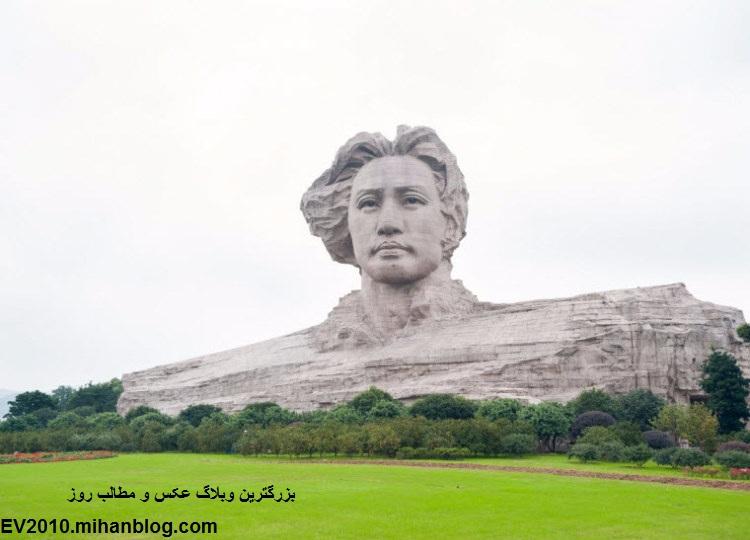 شانزده مجسمهی عظیمالجثه در جهان-EV2010.mihanblog.com