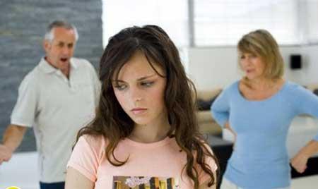 با نوجوانان سرکش و ناسازگار چگونه رفتار کنیم؟