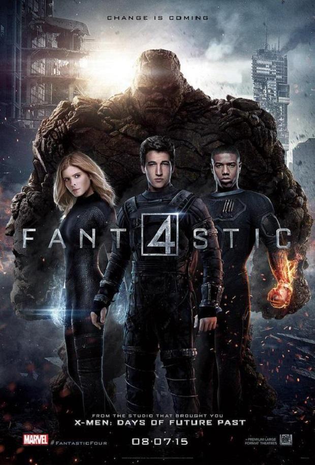دانلود فیلم Fantastic Four