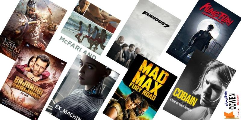 ده فیلم برتر جهان در سال 2015
