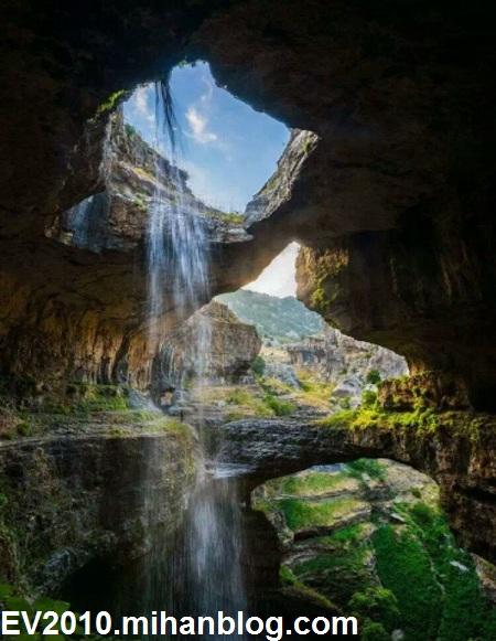 شگفت انگیزترین غارهای زیرزمینی جهان