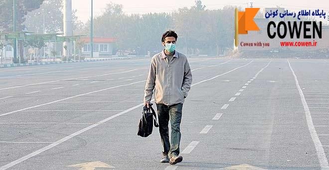 آلودگی هوا خطر سکته مغزی را به شدت افزایش میدهد