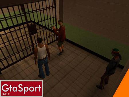 دانلود مد جدید سی جی در زندان