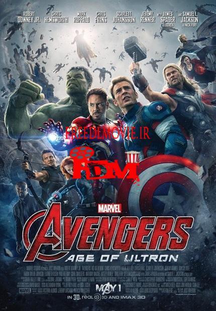 دانلود فیلم Avengers: Age of Ultron 2015
