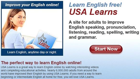 سایتی برای زبان انگلیسی