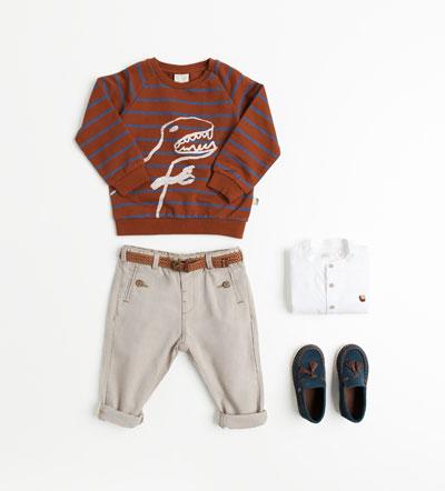 ست لباس پسرانه بچگانه