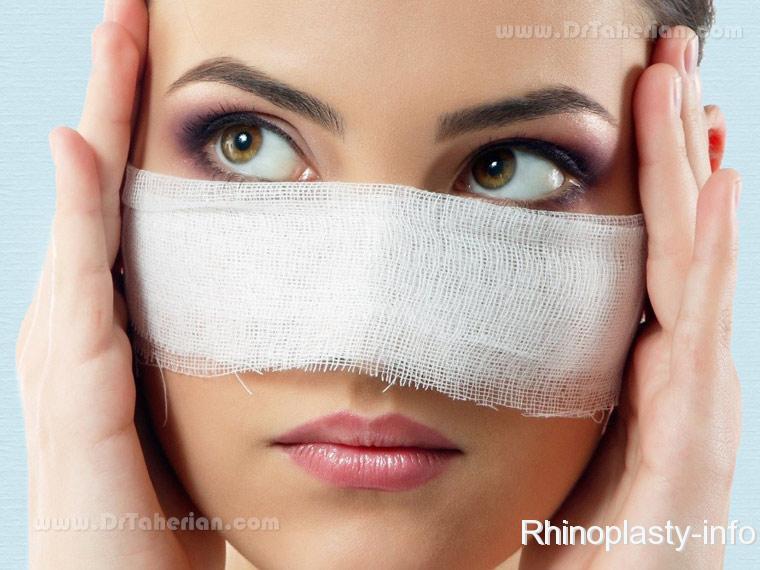 برای جراحی بینی چه مدت مرخصی از کار لازم است ؟