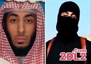 جلاد داعش نقاب از چهره برداشت+عکس