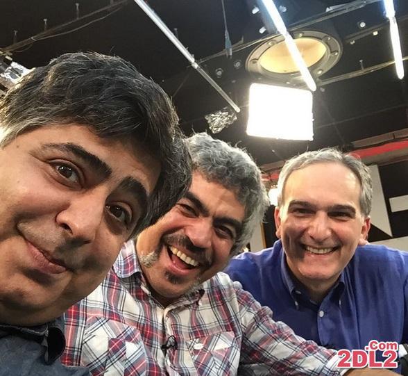 سلفی دیدنی سه بازیگر معروف طنز + عکس