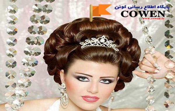 نکات مهم در انتخاب مدل موی عروس