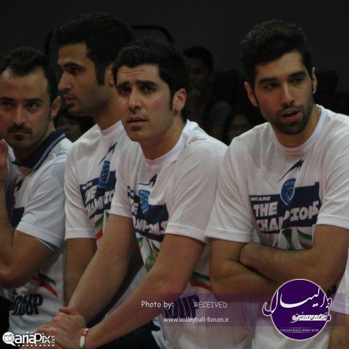 محمدموسوی و شهرام محمودی