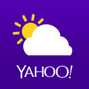 دانلود نرم افزار yahoo weather برای گوشی