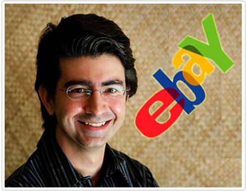 پیر امید یار | ebay | ثروت مند ترین مرد جهان | افراد ثروت مند | rechard