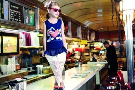 جدیدترین مد لباس کوتاه دخترانه