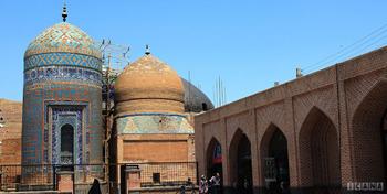 گزارش تصویری/ جاذبه های فرهنگی و گردشگری استان اردبیل
