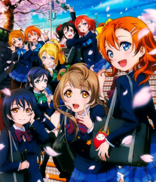 دانلود انیمه Love Live! School Idol Project 2