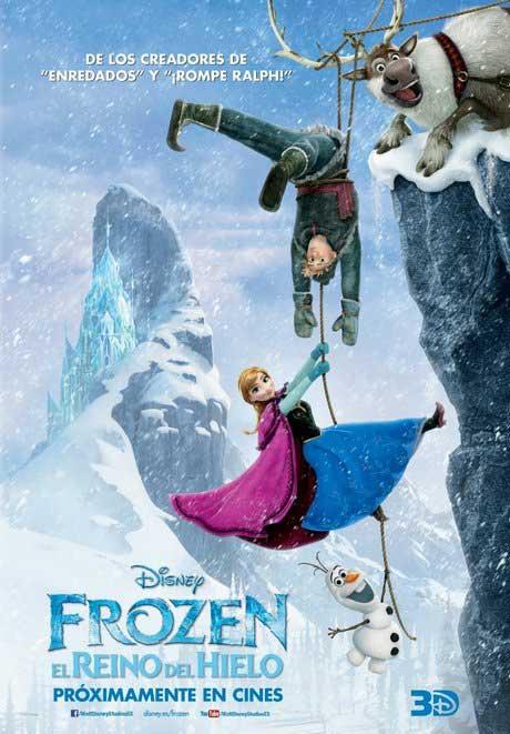 دانلود فیلم Frozen 2013 با لینک مستقیم