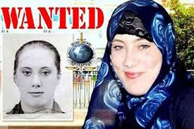 خطرناک ترین زن عضوداعش دراوکراین به درک واصل شد