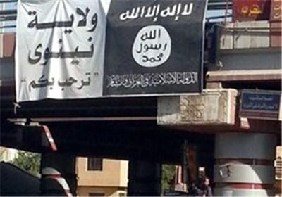 هلاکت دهها داعشی در جریان انهدام کارخانه مرگ در موصل
