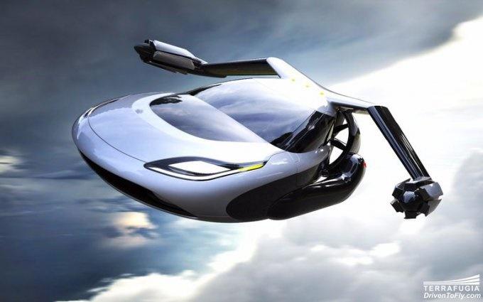 اتومبیل پرنده 900میلیونی+عکس