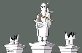 داعش اثارتاریخی رادرغرب می فروشد