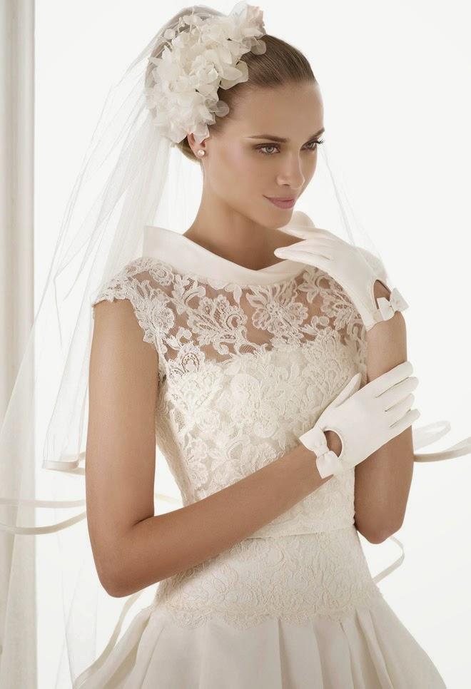 مدل جدید لباس عروس2015