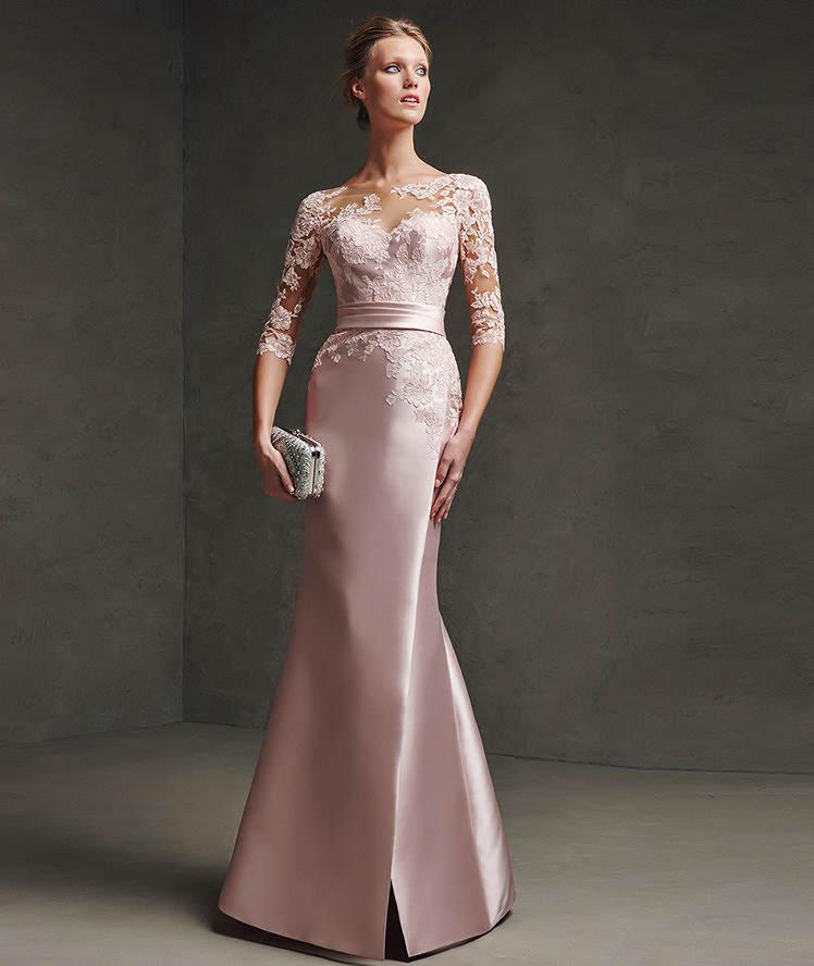 مدل لباس مجلسی رنگ شاد2015 و 2016