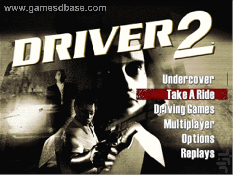 دانلود بازی خاطر انگیز و جذاب  درایور 2  برای اندروید